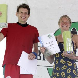Sonka Reimers und Filip Vercruysse gewinnen Brockenlauf