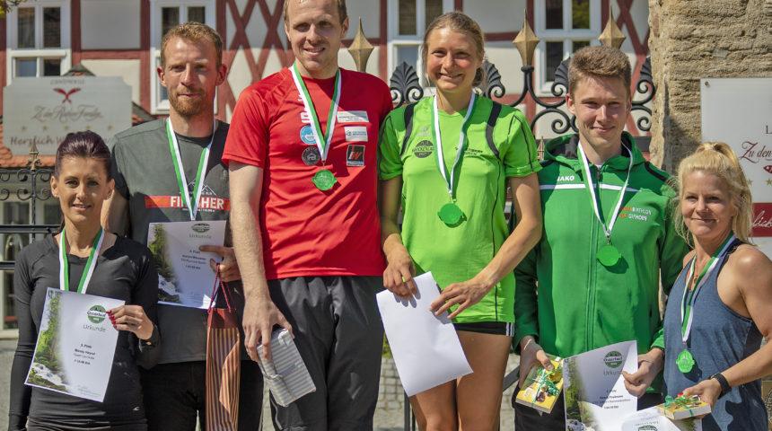 Teilnehmerrekord beim Osterlauf 2019
