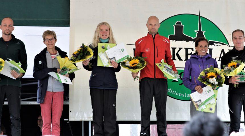 Peter Bech und Franziska Kranich gewinnen Brockenlauf 2019