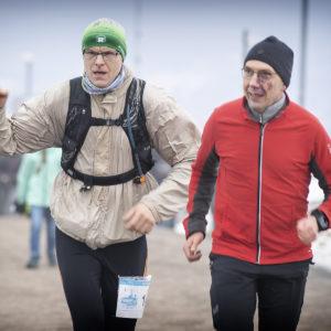 Kalt – hart – schön: Zwei BLV-Läufer erfolgreich bei Brocken-Challenge